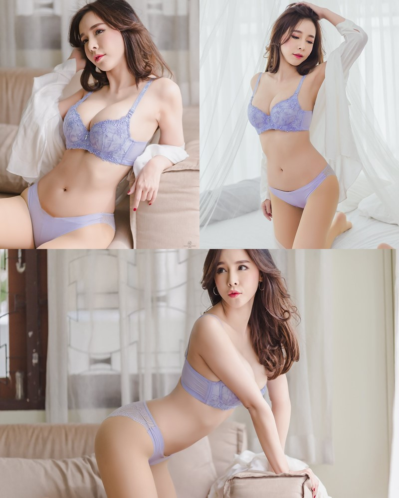 Image-Thailand-Hot-Model-Skykikijung-Purple-Lingerie-TruePic.net