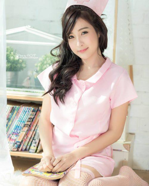 Image-Thailand-Hot-Model-Thanyarat-Charoenpornkittada-Concept-The-Cute-Nurse-TruePic.net