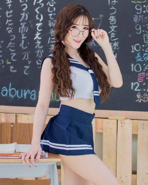 Image-Thailand-Model-Kanpicha-Chotiwachirapan-Learn-in-Love-TruePic.net