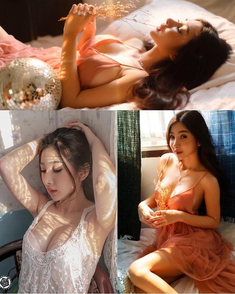 Image-Thailand-Sexy-Model-Pattamaporn-Keawkum-Morning-Sunlight-TruePic.net