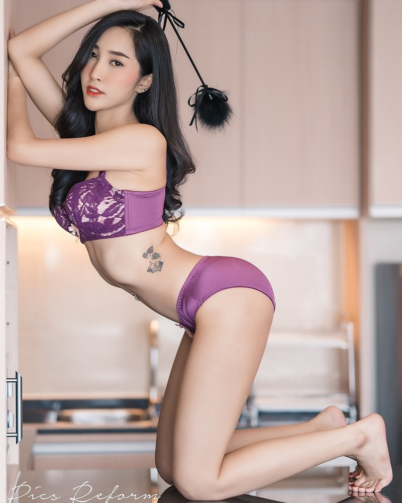 Image-Thailand-Sexy-Model-Yanapat-Ukkararujipat-Violet-Girl-TruePic.net