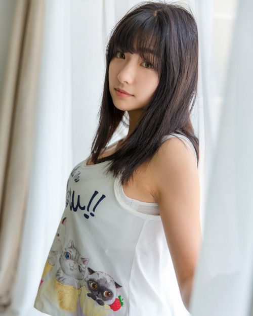 Image-Tukmo-Vol-095-Qiu-Qiu-Model-球球-You-Make-Me-Meow-TruePic.net