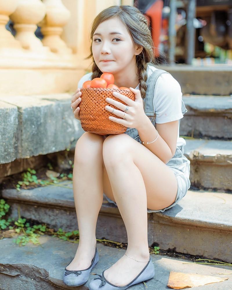 Image-Vietnamese-Hot-Girl-Photo-Album-Tomato-Little-Girl-Cute-TruePic.net