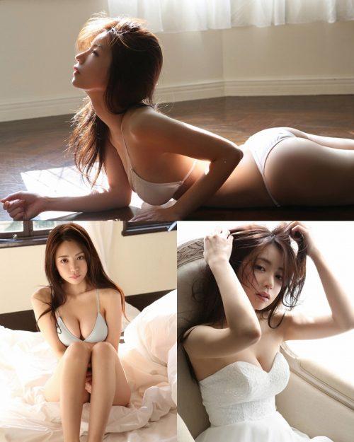 Image Japanese Actress - Miu Nakamura - YS Web Vol.763 - TruePic.net