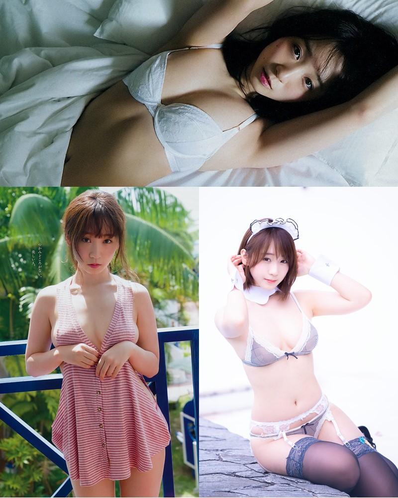 Image Japanese Cosplay Model - Iori Moe - [Young Champion] 2019 No.11 - TruePic.net