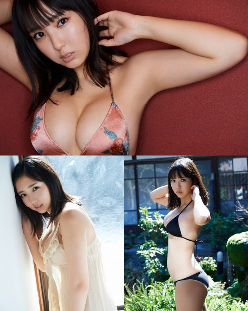Japanese Pop Idol – Aika Sawaguchi - Winner Miss Magazine Gravure Competition - TruePic.net