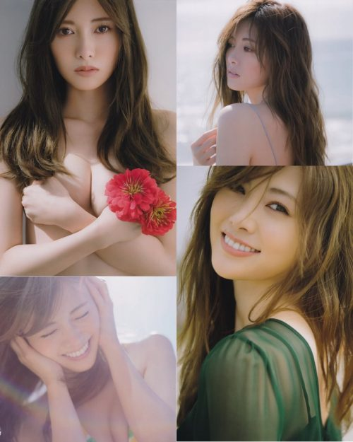Image Japanese Singer And Model - Mai Shiraishi - Charming Beauty Of Angel - TruePic.net