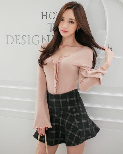 Iamge Son Yoon Joo Beautiful Photos – Korean Fashion Collection #2 - TruePic.net