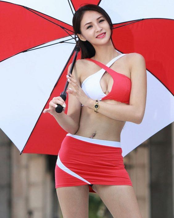 Image Taiwanese Model – Lola (雪岑) – Lovely And Beautiful Show Girl - TruePic.net