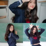 Image Thailand Cute Model - Yatawee Limsiripothong - Missing School - TruePic.net
