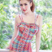Image Thailand Model - Panicha Vichaidit - Red Girl Sexy - TruePic.net