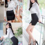 Image Thailand Model - Sarunrat Baifern Ong - Concept Kim's Secretary - TruePic.net