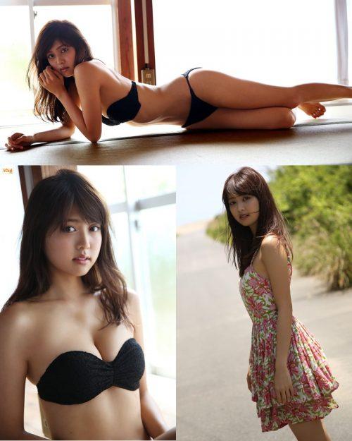 Image Japanese Model - Erika Matsumoto - [BOMB.tv] GRAVURE Channel - TruePic.net
