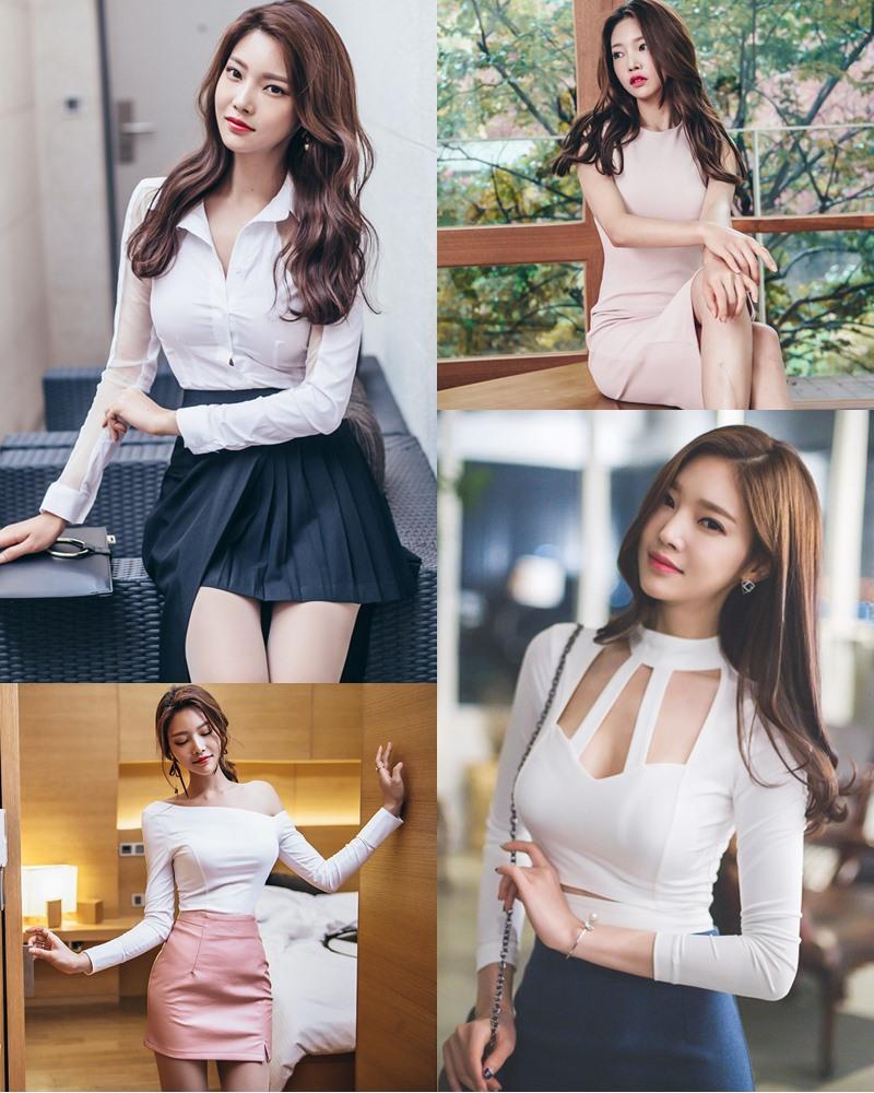 Korean Beautiful Model – Park Jung Yoon – Fashion Photography #2 - TruePic.net