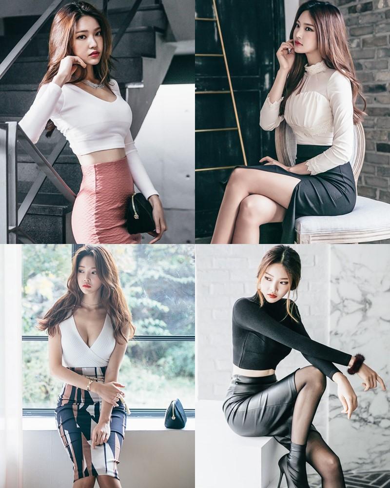 Image Korean Beautiful Model - Park Jung Yoon - Fashion Photography - TruePic.net