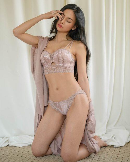 Image Korean Fashion Model - Baek Ye Jin - What You Expect? - TruePic.net