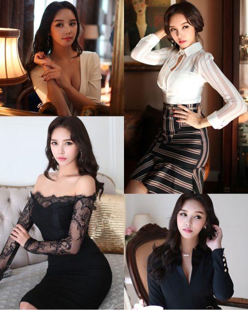 Korean Fashion Model - Chloe Kim - Fashion Photography Collection - TruePic.net