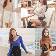 Korean Fashion Model – Hyemi – Office Dress Collection #2 - TruePic.net
