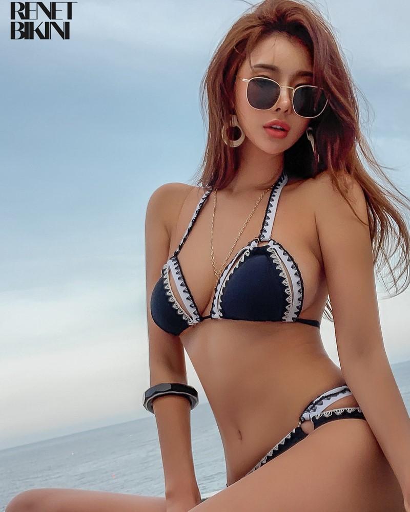 Image Korean Fashion Model - Park Da Hyun - Renet Bikini - TruePic.net