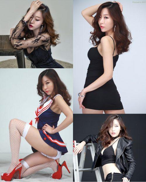 Oh Ha Ru Model Beautiful Image – Studio Photoshoot Collection #2 - TruePic.net