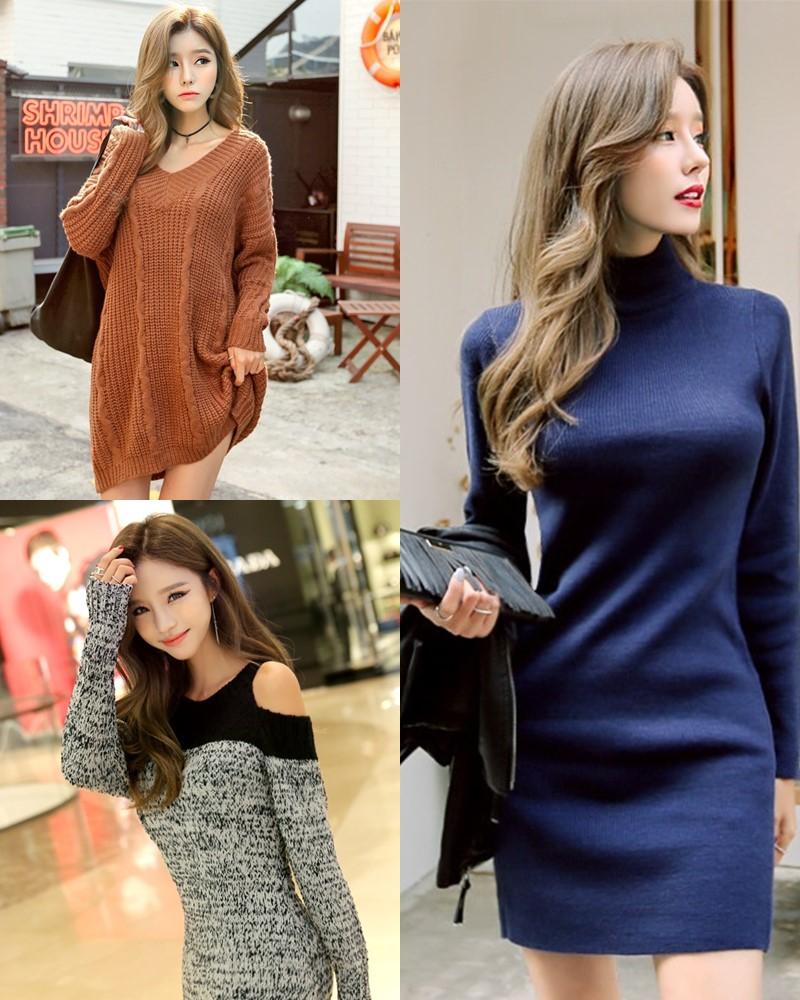 Son Ju Hee - Korean Fashion Model - Outdoor Casual Collection - TruePic.net