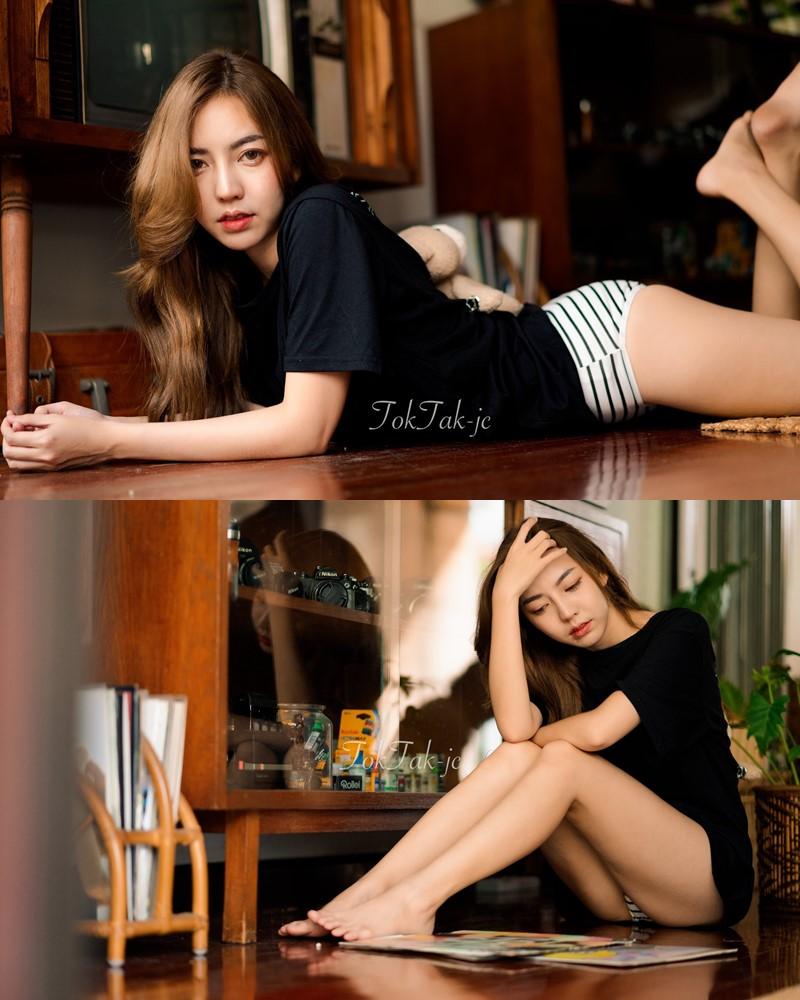 Thailand Model - Champ Phawida - Lovely Bear - TruePic.net