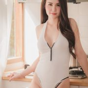 Thailand Model - Cherry Pawan Jaroeninlaphat - I Want to Swim - TruePic.net