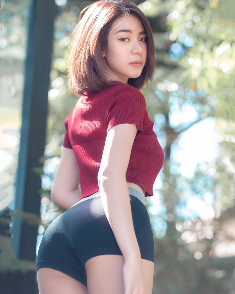 Thailand Model - Giekao Klaoruethai - CK Female Boxer - TruePic.net