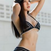 Thailand Model - Phitchamol Srijantanet - Triangle Bikini Tops - TruePic.net