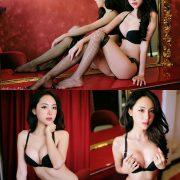 Image Thailand Model - Piyatida Rotjutharak - Black Lingerie - TruePic.net