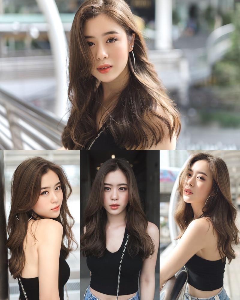Thailand Model - Saralee Prasitdumrong - Cloudy Day - TruePic.net