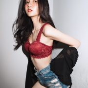 Thailand Model - Sasi Ngiunwan - Strawberry Cake - TruePic.net