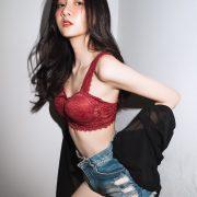 Thailand Model - Sasi Ngiunwan - Strawberry Cake - TruePic.net