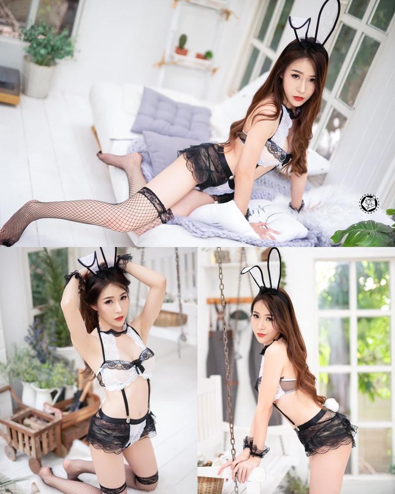 Image Thailand Model - Thipsuda Jitaree - Lovely Bunny - TruePic.net