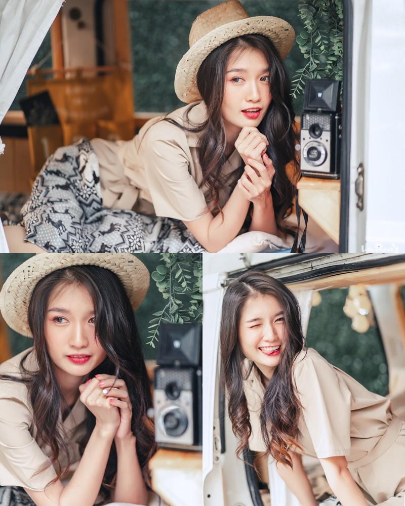 Thailand Model - Yatawee Limsiripothong - Escape Heat to Find Love - TruePic.net