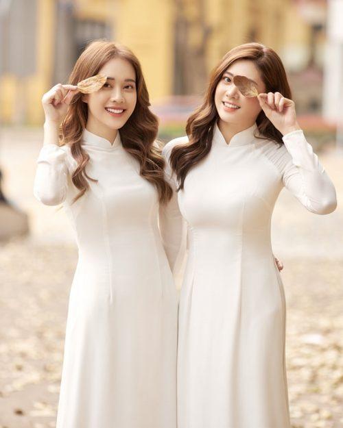 Image Vietnamese Model - Vietnamese Student Dresses (Ao Dai) - TruePic.net