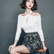 Ye Jin - Korean Fashion Model - Studio Photoshoot Collection - TruePic.net