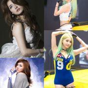 Best Beautiful Images Of Korean Racing Queen Han Ga Eun #4 - TruePic.net
