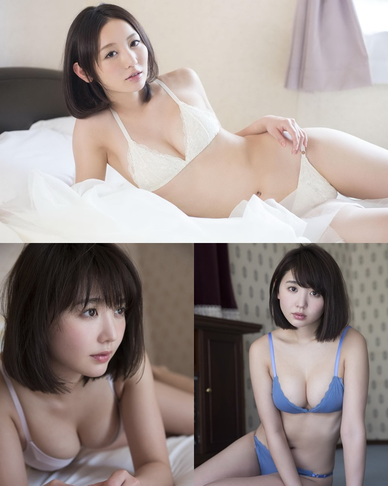 Japanese Entertainer and Race Queen - Nonoka Ono - Loving Marshmallow Body - TruePic.net