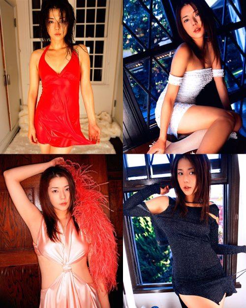 Japanese Tarento and Gravure Idol - Miho Yoshioka - Secret Colors Photo - TruePic.net