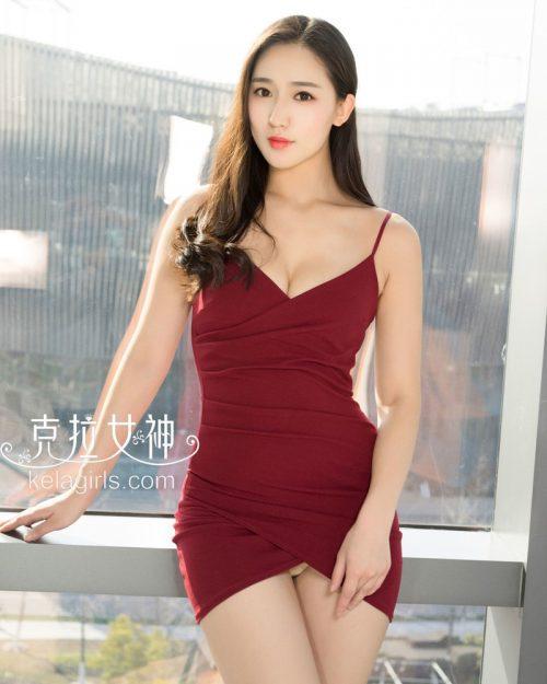 KelaGirls 克拉女神 - Jiang Yan - Urban Shadow Photo Set - TruePic.net