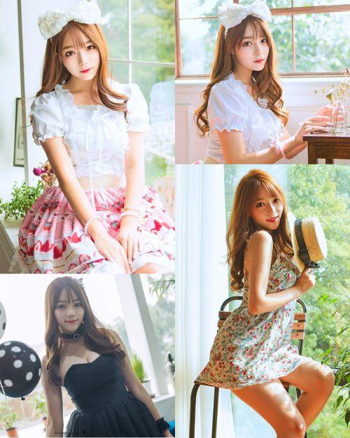 Korean Beautiful Model - Ji Yeon - My Cute Princess - TruePic.net