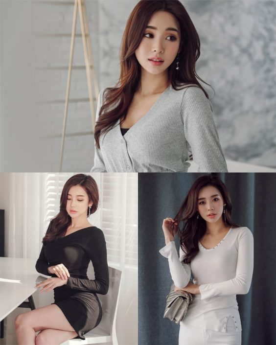 Korean Beautiful Model – Park Da Hyun – Fashion Photography #2 - TruePic.net