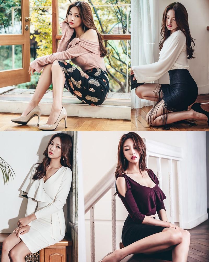 Korean Beautiful Model – Park Jung Yoon – Fashion Photography #3 - TruePic.net