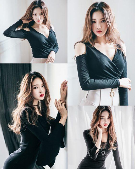 Korean Beautiful Model – Park Jung Yoon – Fashion Photography #4 - TruePic.net