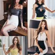 Korean Beautiful Model – Park Soo Yeon – Fashion Photography #2 - TruePic.net