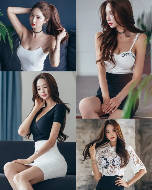Korean Beautiful Model – Park Soo Yeon – Fashion Photography #3 - TruePic.net