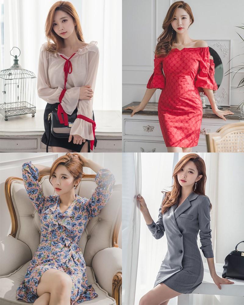 Korean Beautiful Model – Park Soo Yeon – Fashion Photography #4 - TruePic.net