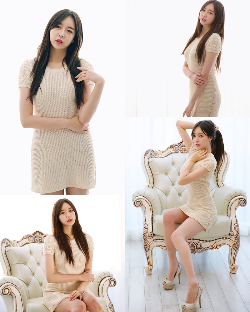 Korean Model – Ga-Eun (고은) – Cute and Hot Sexy Angel #2 - TruePic.net