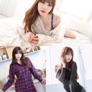 Korean Model - Hong Ji Yeon - Cute and Sexy In Studio - TruePic.net